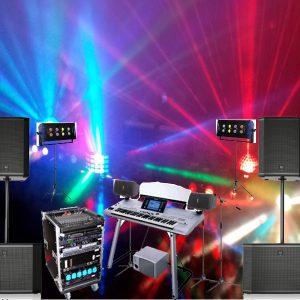 Tanzmusik / Alleinunterhalter / Entertainer für 51 bis 600 Personen / an einem Samstag